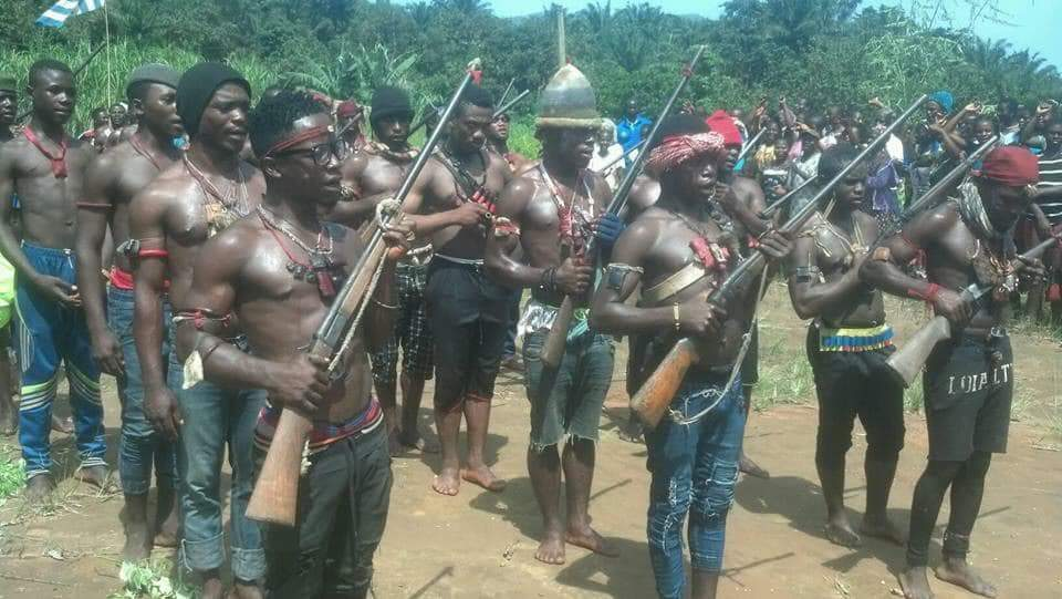 With $2 Grassroot Contributions, Southern Cameroonians Bet their Future on the AK-47.