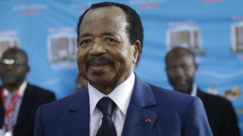 Will Mr. Biya Finally Take the Fall and Save His Country Cameroon ?